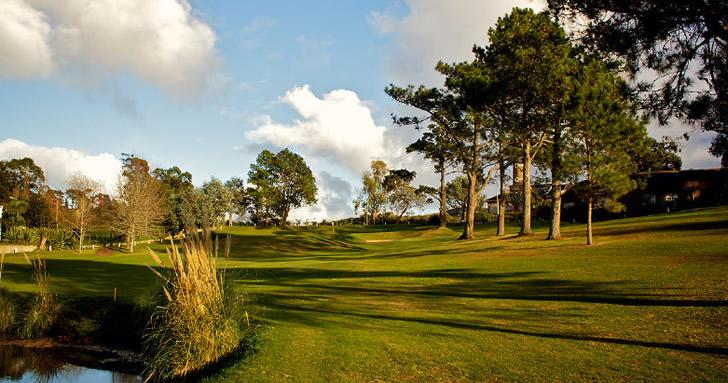 Golf en Punta de Este - Campo de golf del Cantegril Country Club