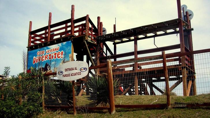 Parque Acuático en Parada 12 - Playa Mansa