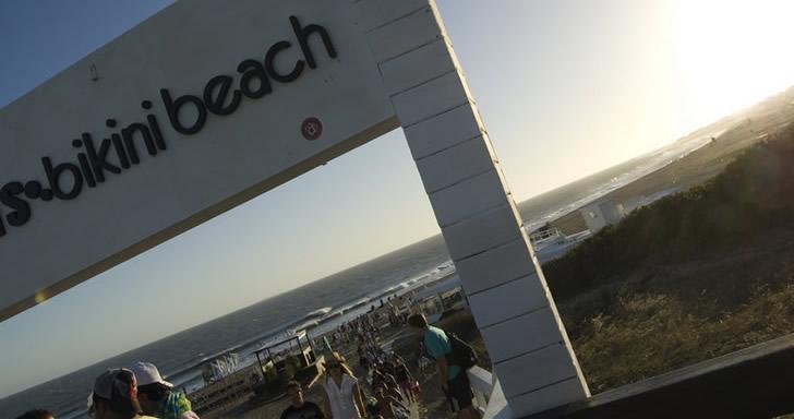 Playa Bikini - Punta del Este