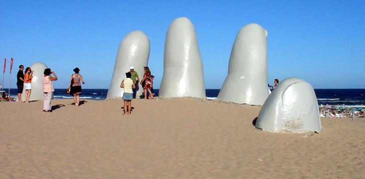 Playa Brava en Punta del Este