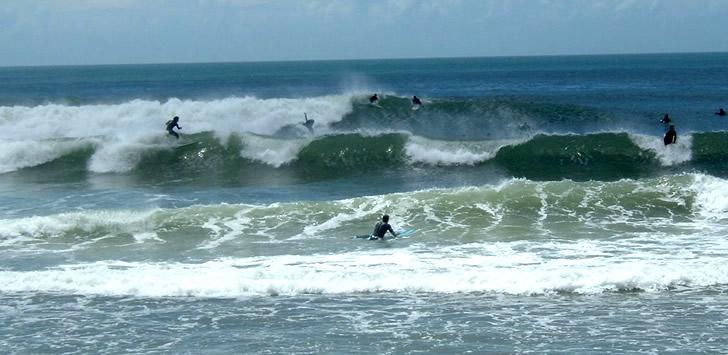 Playa El Emir en Punta del Este
