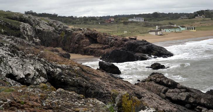 Playa Las Grutas - Punta del Este