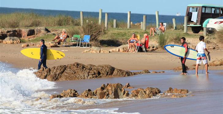 Playa Montoya - Punta del Este