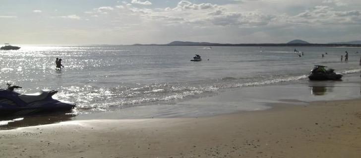 Playa Solanas - Punta del Este