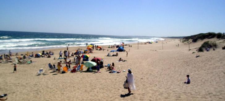 Playa Tío Tom - Punta del Este