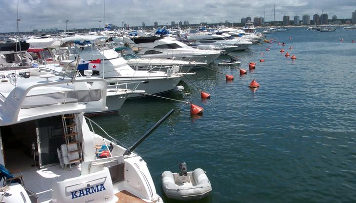Puerto de Punta del Este - Sitios turísticos de Punta del Este